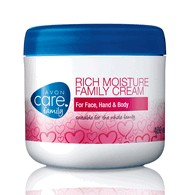 Avon Care T�m Aile ��in El, Y�z ve V�cut Kremi