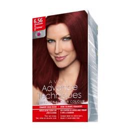 Advance Techniques Kalıcı Krem Saç Boyası Kızıllar Ve Siyahlar